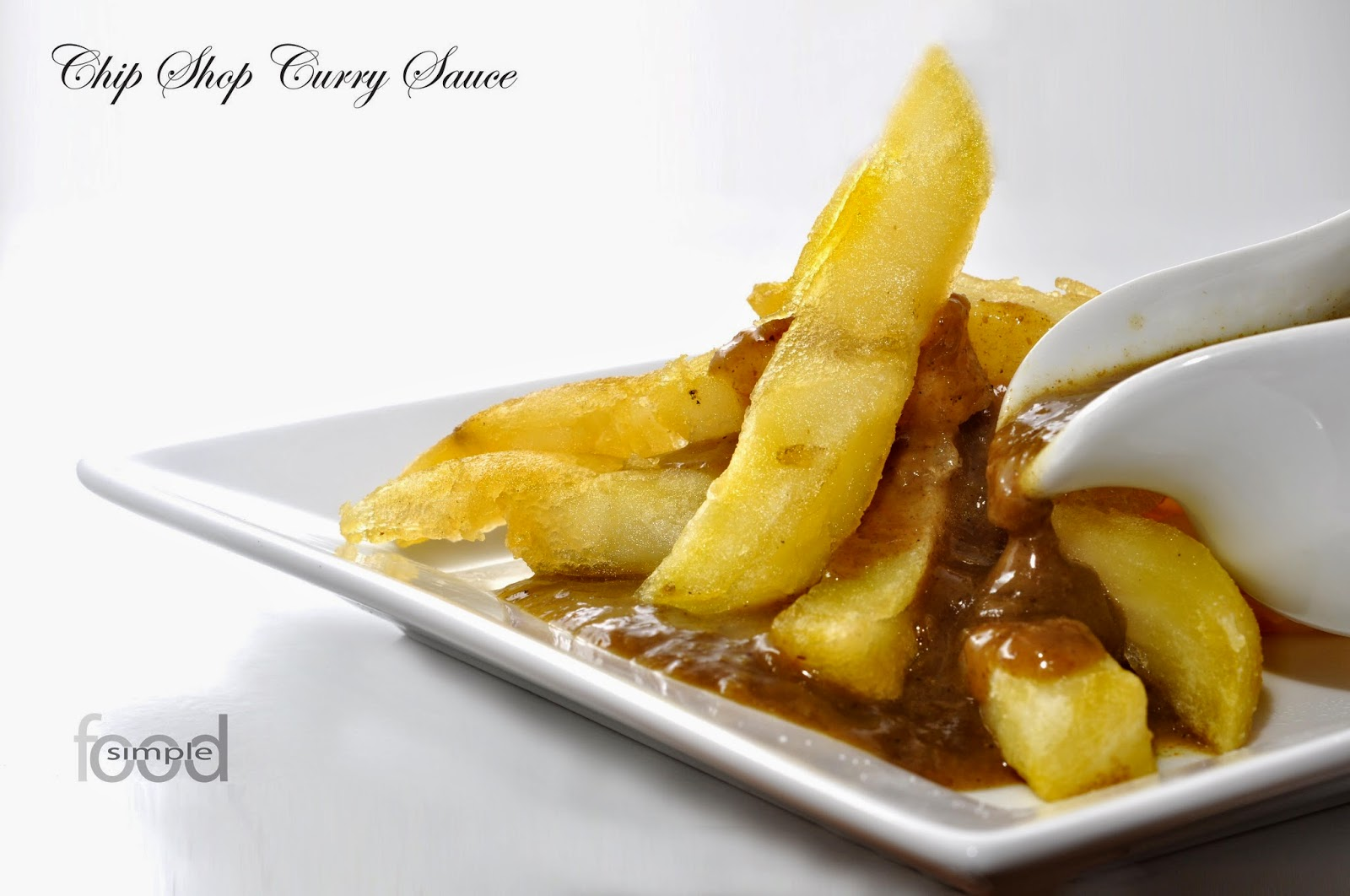 Chip Shop Curry Sauce ~ Simple Food