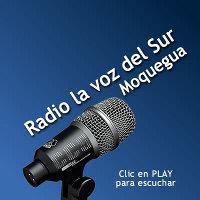 la voz del sur moquegua