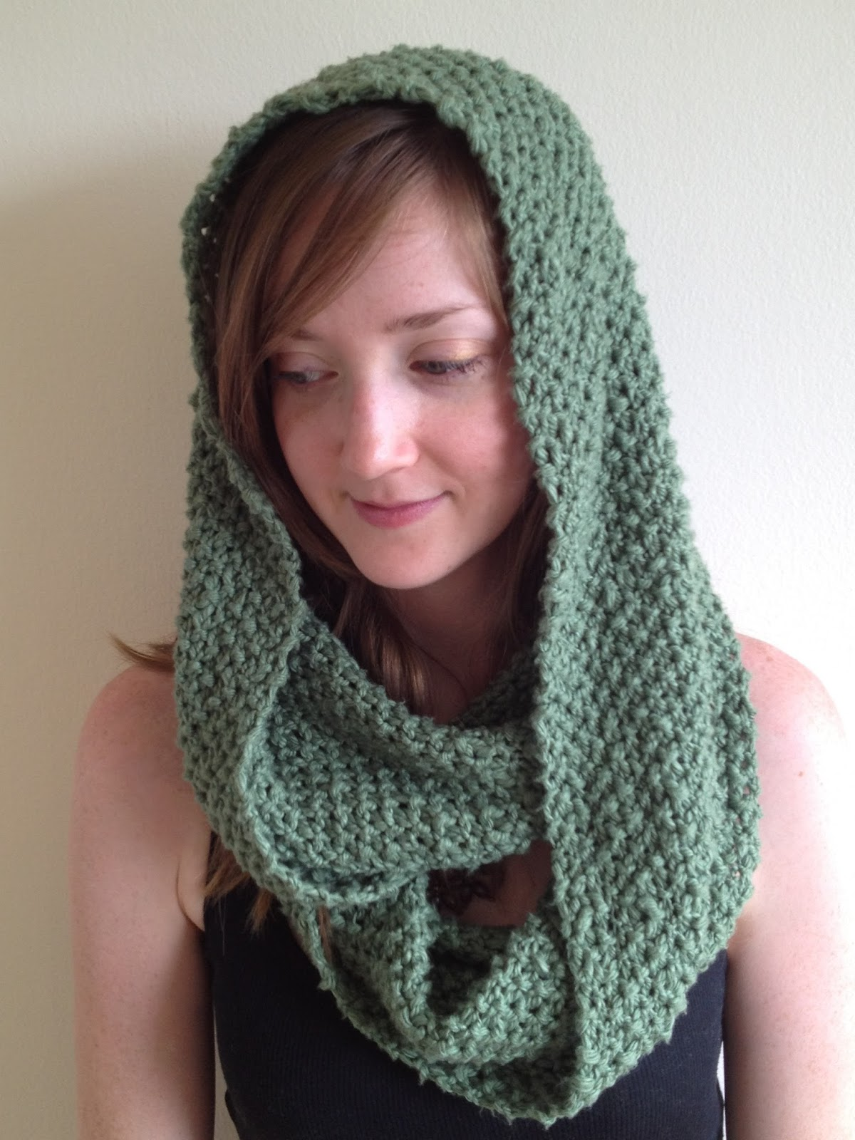 tinselmint: HOW TO WEAR AN INFINITY SCARF
