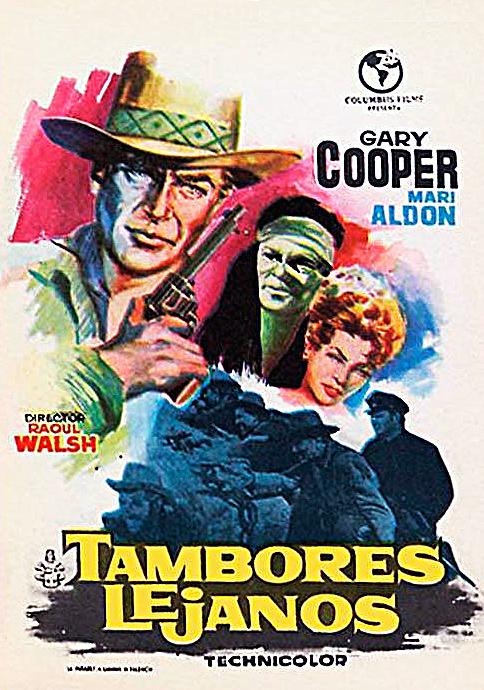 Últimas películas que has visto (las votaciones de la liga en el primer post) - Página 12 Tambores-lejanos-Distant-drums-poster-cartel