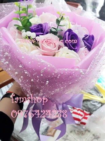 Hoa hong sap thom vinh cuu o Phuong Liet