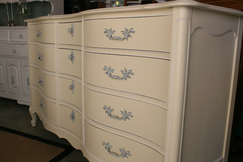 Reloved Rubbish French Provincial Dressers