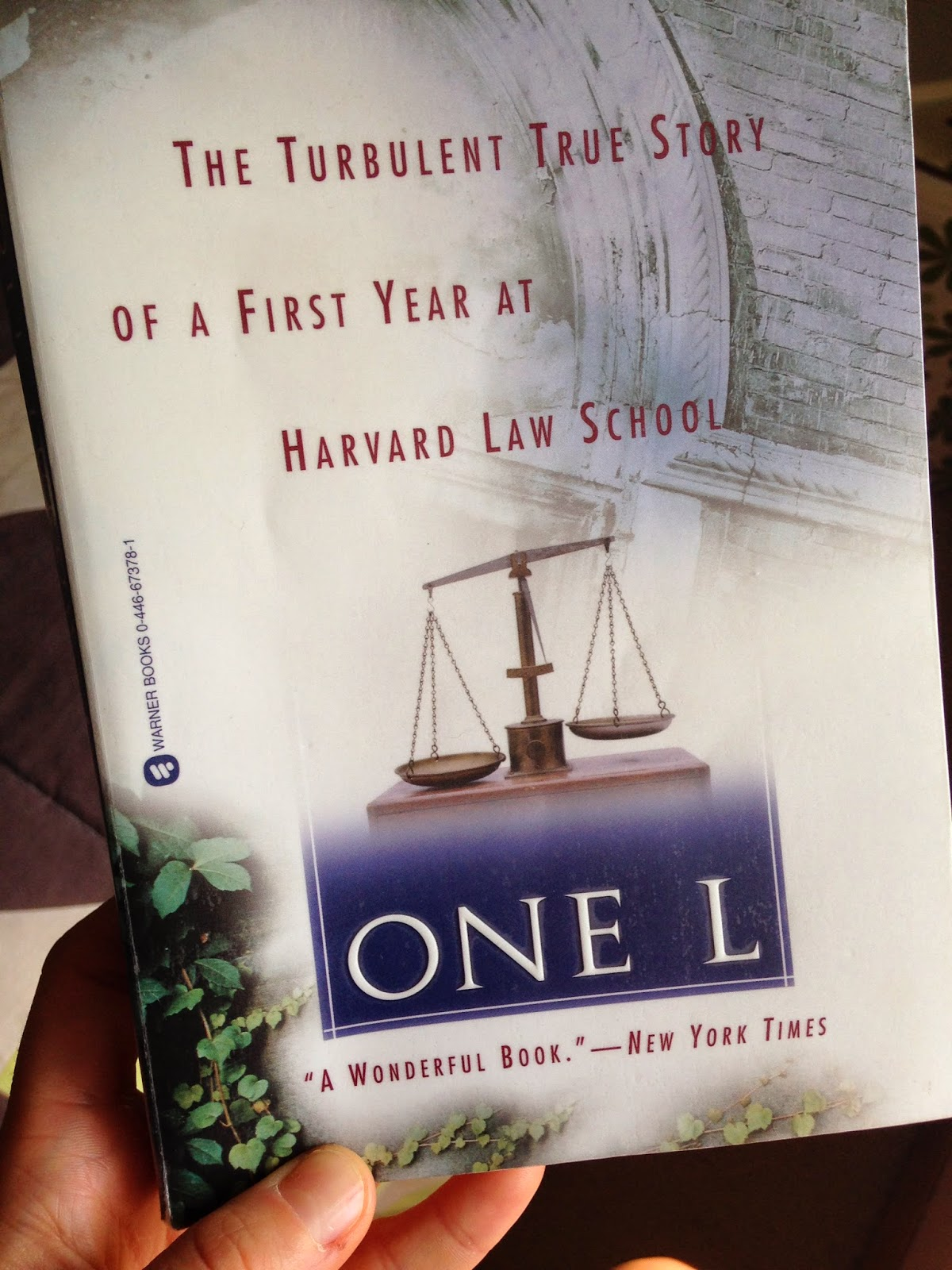 One L by Scott Turow