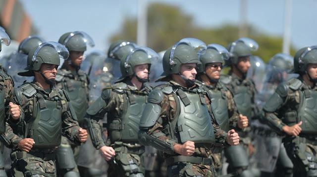 Concurso Exército: aberta inscrição para 450 postos de cadetes