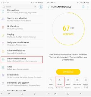 Cara Memindahkan Atau Install Aplikasi Pada Kartu SD di Samsung