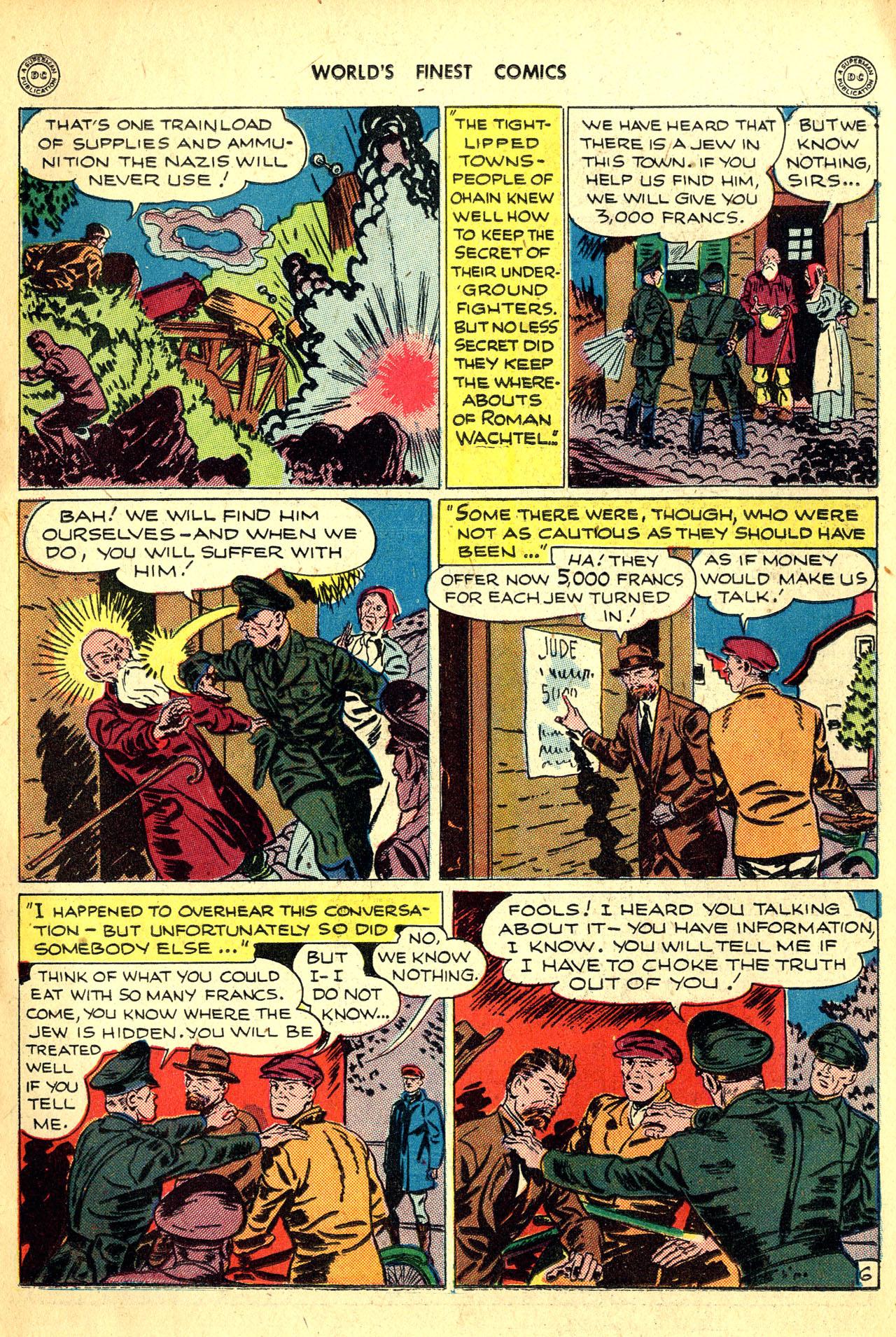 Read online World's Finest Comics comic -  Issue #18 - 65
