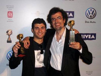 John Real e Marco Werba