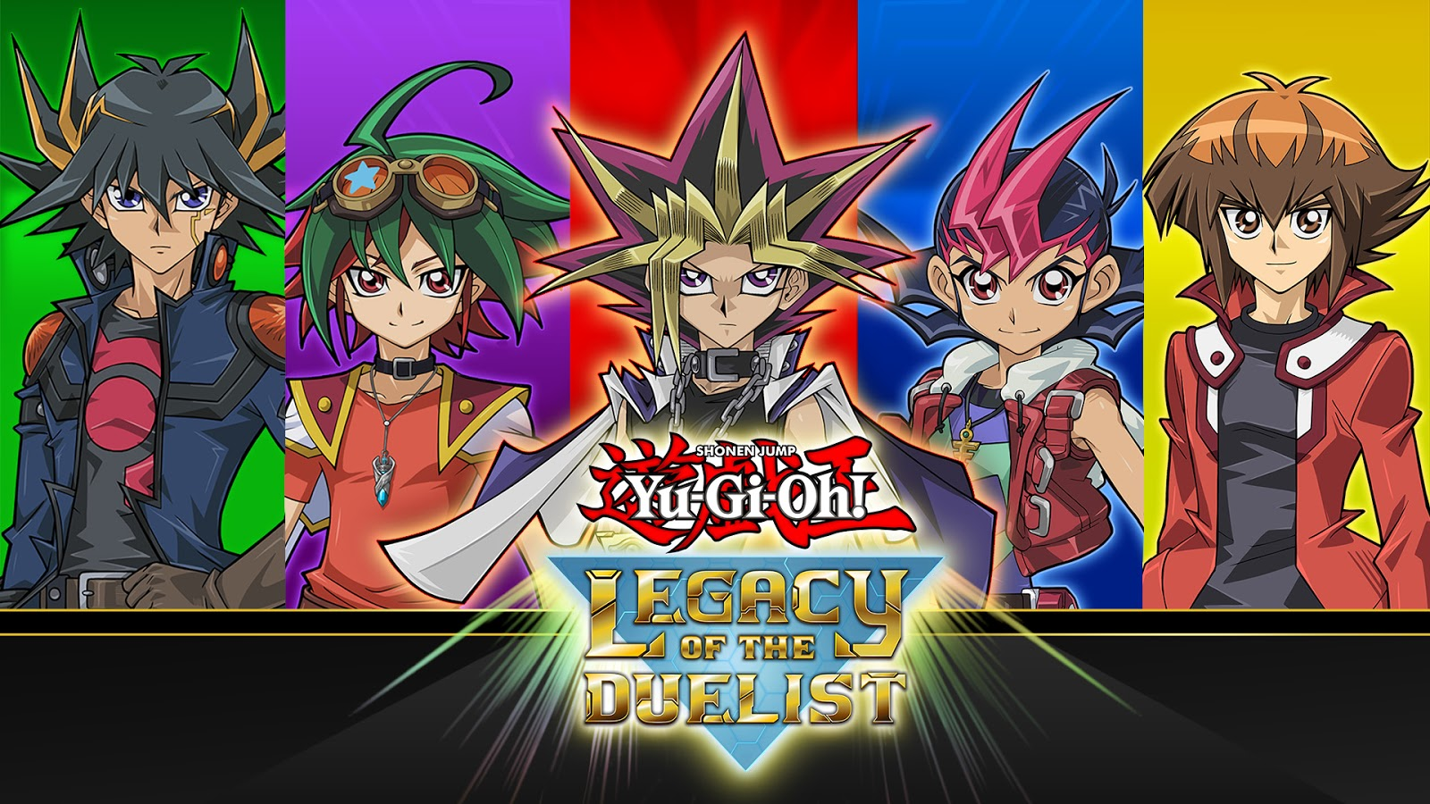 Yu Gi Oh Legacy Of The Duelist ESPAÑOL PC Descargar Full