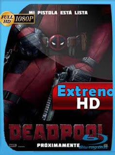 Deadpool (2016) HD [1080p] Latino [GoogleDrive] DizonHD