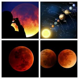 PREPARANSE TODOS: 4 Eventos Astronomícos En Un Solo Día. ¿Que Va Pasar?