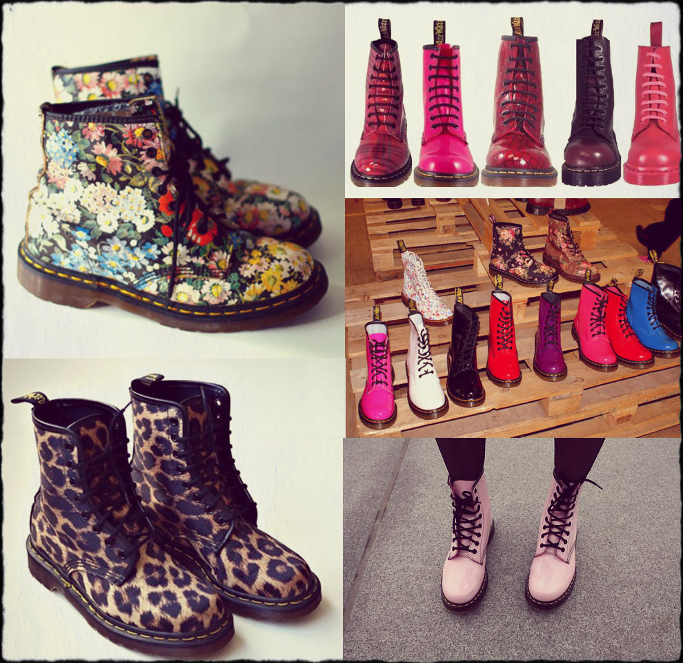 Uitgelezene Lifestyle By Vera: Yay Or Nay? : Dr. Martens RO-69