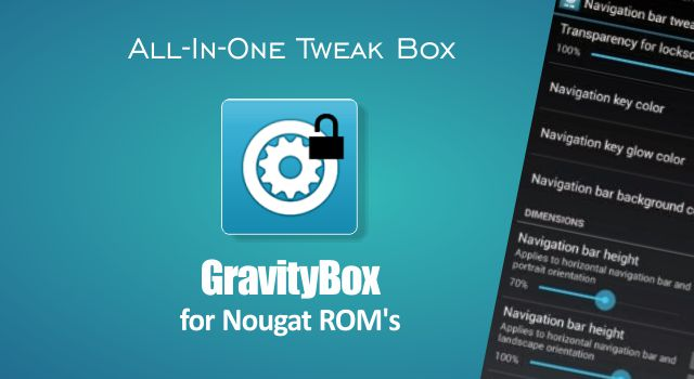 GravityBox Unlocked Apk