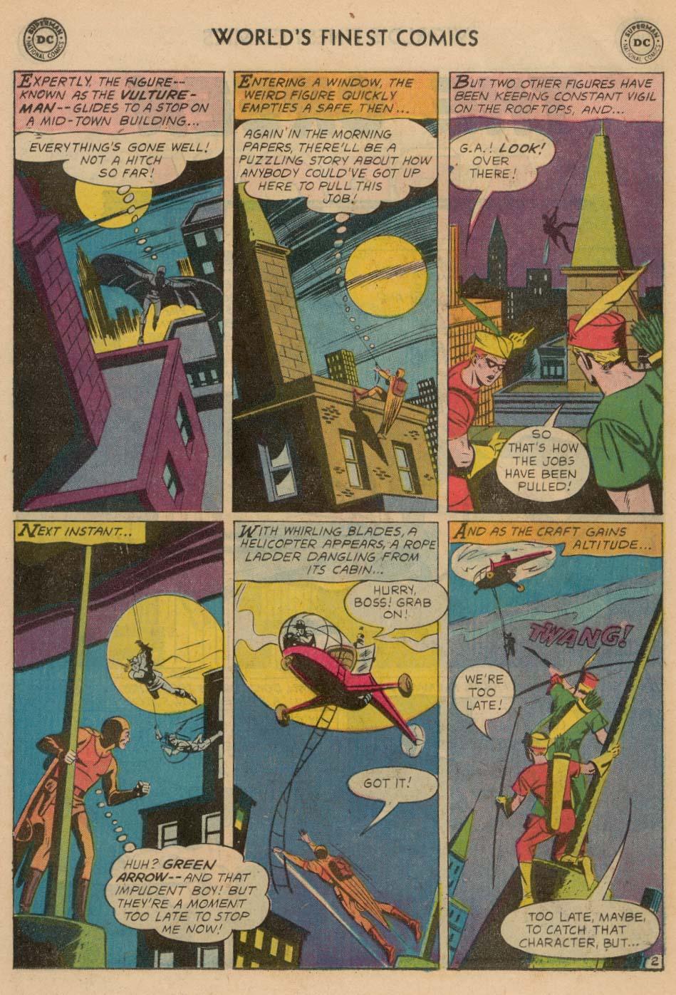 Read online World's Finest Comics comic -  Issue #93 - 18