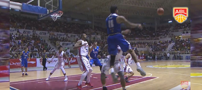 ABL Top 10 Plays - Week 15 (VIDEO)