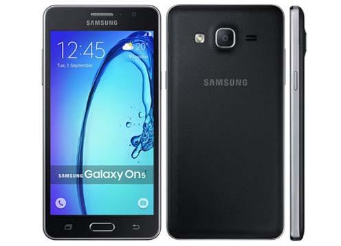 Spesifikasi dan Harga Samsung Galaxy On5, Phablet Android Lollipop 4G LTE 2 Jutaan