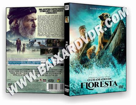 O Chamado da Floresta O Chamado da Floresta (2020) DVD-R OFICIAL