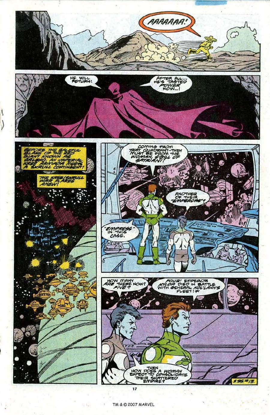 Read online Silver Surfer (1987) comic -  Issue #20 - 19