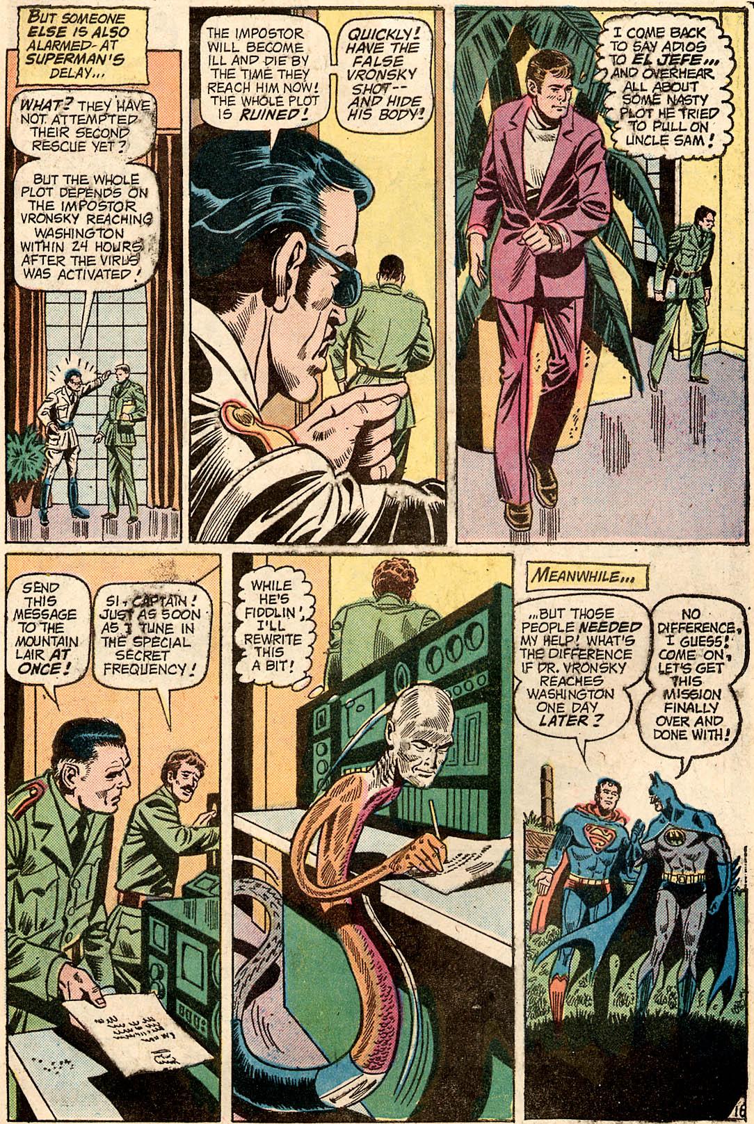 Read online World's Finest Comics comic -  Issue #226 - 18