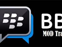 Free Download BBM Transparant v3.3.2.31 Terbaru For Android