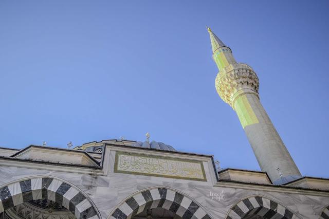 Mampir Ke Pernikahan Syahrini dan Reino Barack di Masjid Camii Tokyo