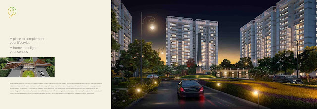 The Hermitage Park Zirakpur- Chandigarh 2 BHK Flats and 3 BHK apartments. The Hermitage Park The Hermitage Park, The
