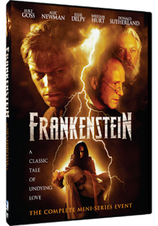 DVD Review - Frankenstein: The Complete Mini-Series Event