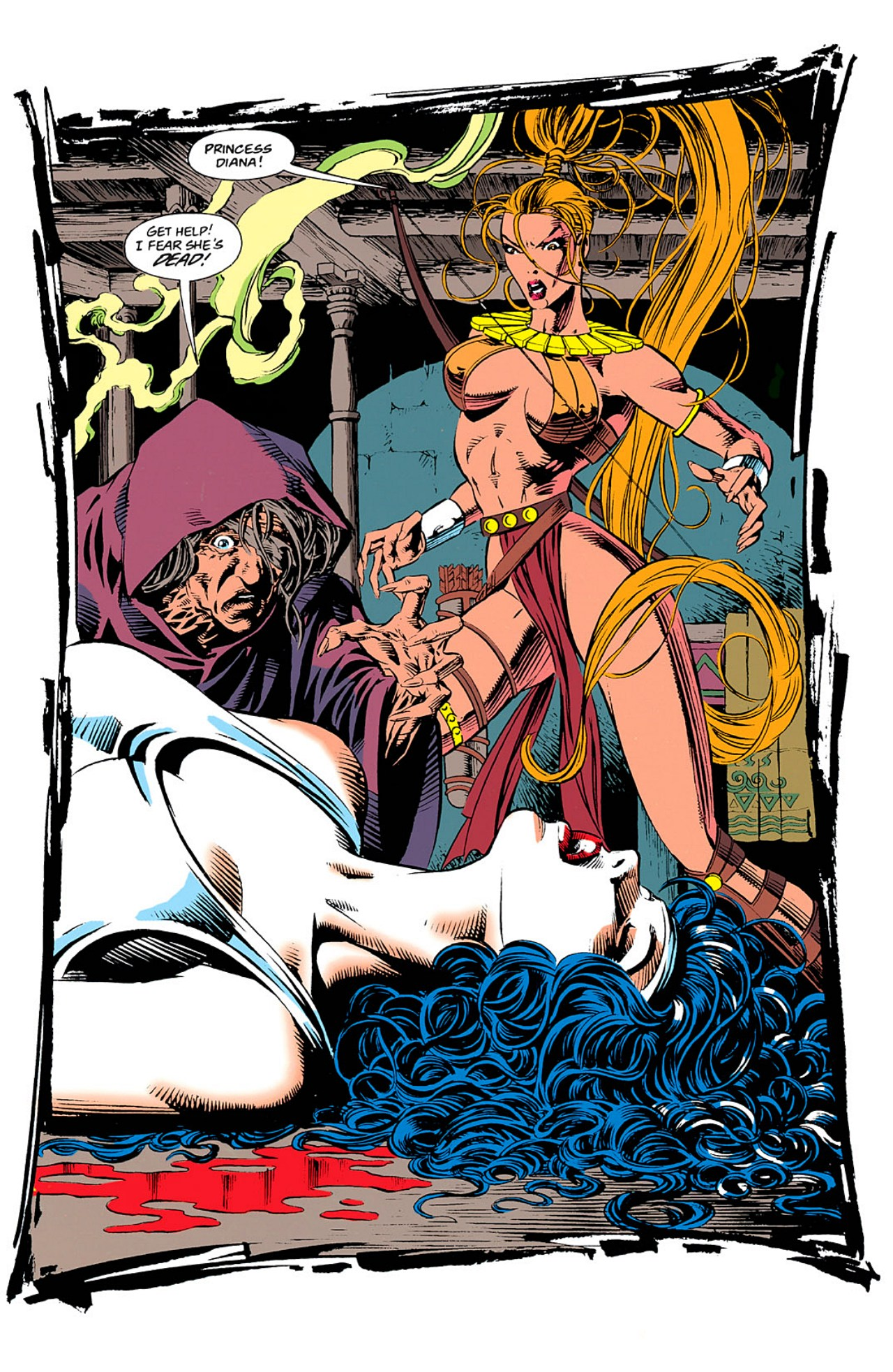 Read online Wonder Woman (1987) comic -  Issue #0 - 23