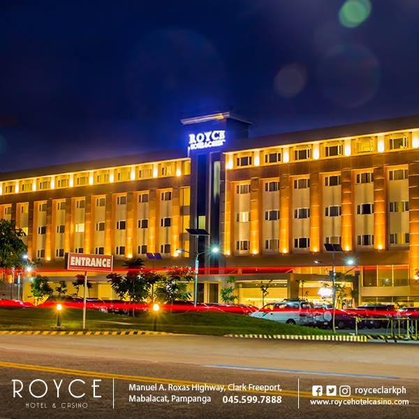 Travels: Royce Hotel and Casino in Clark, Pampanga