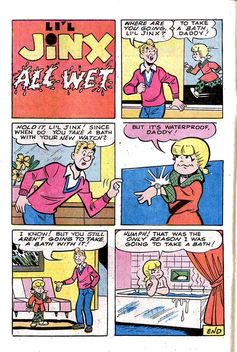 Read online Archie (1960) comic -  Issue #242 - 10