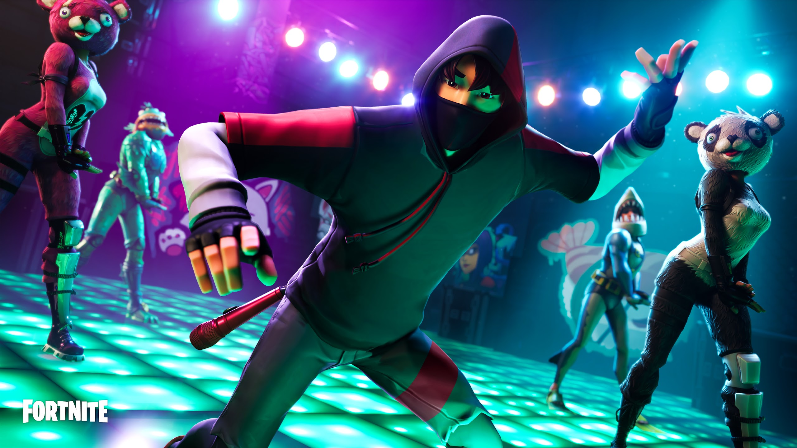 Fortnite Battle Royale Ikonik Samsung S10 4k Wallpaper 108