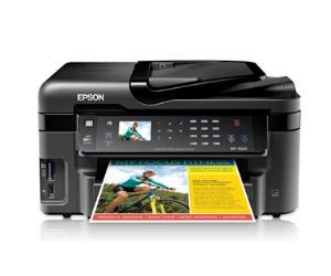 Epson WorkForce WF-3520 Printer Driver Downloads & Software for Windows