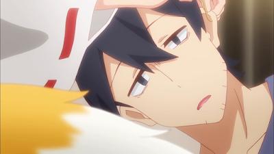 Sewayaki Kitsune no Senko-san Episode 2