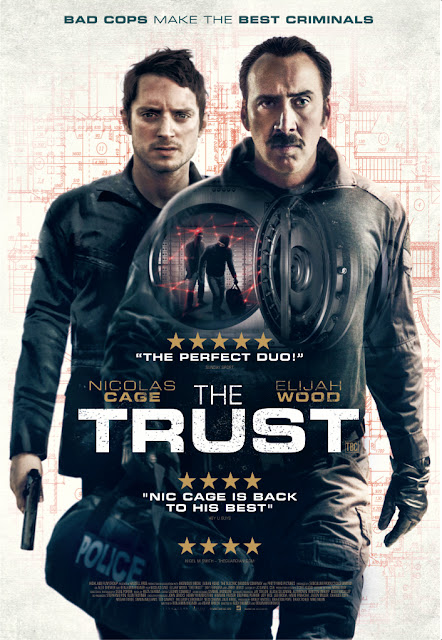 The Trust Poster One Sheet