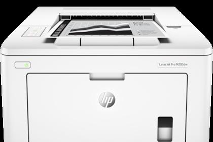 HP LaserJet Pro M203dw Driver Download Windows 10, Mac, Linux