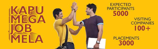 Kapu Mega Job Mela 2016-17 by Kapu Corporation Andhra Pradesh