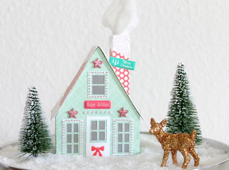 Das Glitterhaus | 2. Nordscrapper Blog Hop