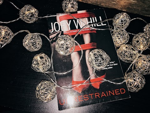 Currently Reading: Unrestrained by Joey W. Hill