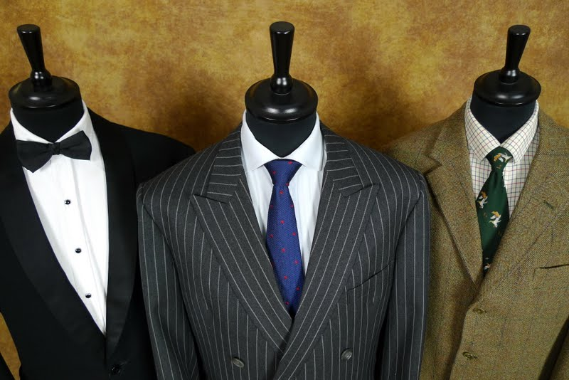 Men S Styling For A Cheap Quality Suit Go Vintage