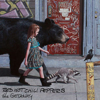 Worst to Best: Red Hot Chili Peppers: 06. The Getaway