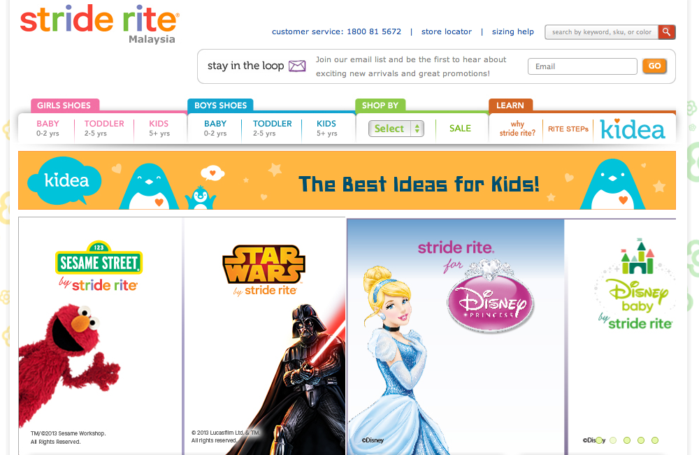 Official Stride Rite Site - Shop kids shoes, sneakers, sandals & boots for every season & every stage of their active lives, from baby to big kids shoes. Free shipping!