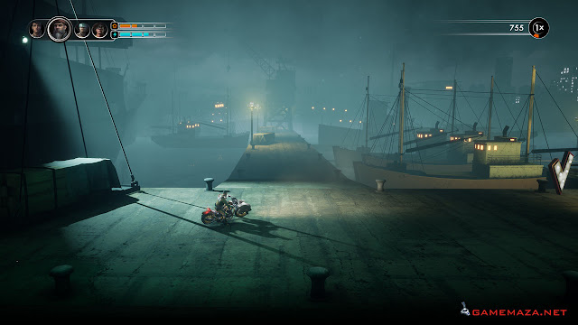 Steel Rats Gameplay Screenshot 1