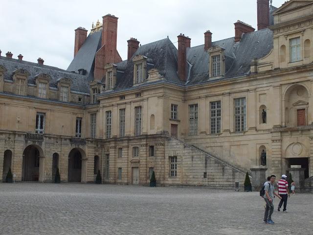 El Palacio de Fontainebleau