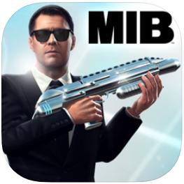 Men In Black Galaxy Defender en Top de juegos para Android y iOS de Marzo de 2020