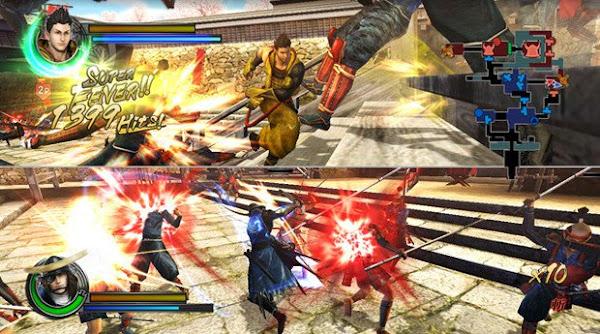 Sengoku BASARA 2 Heroes PS2 ISO Screenshots #7