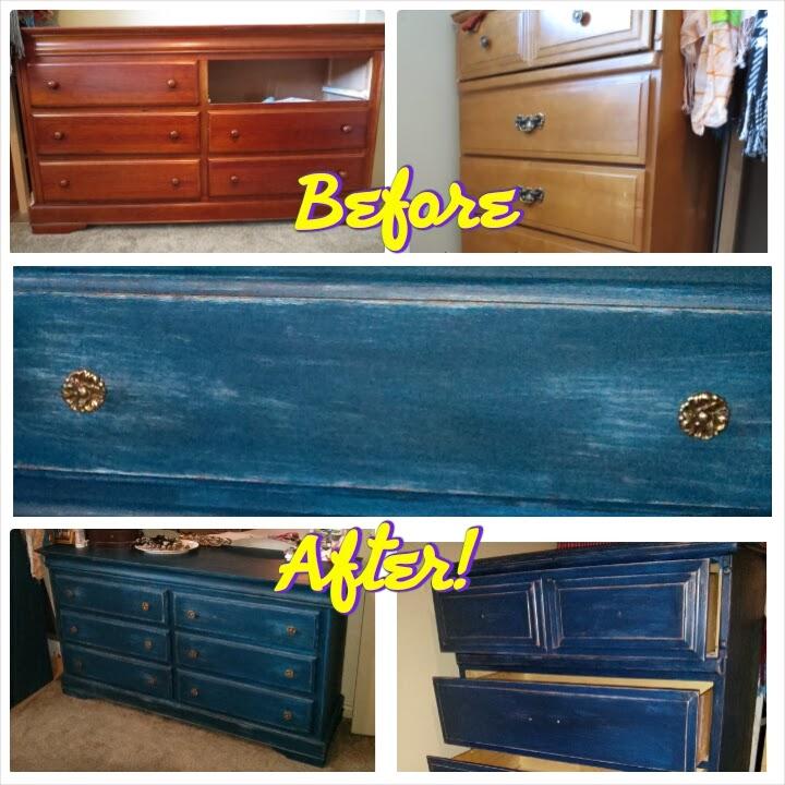 Light Blue Distressed Dresser Bestdressers 2019