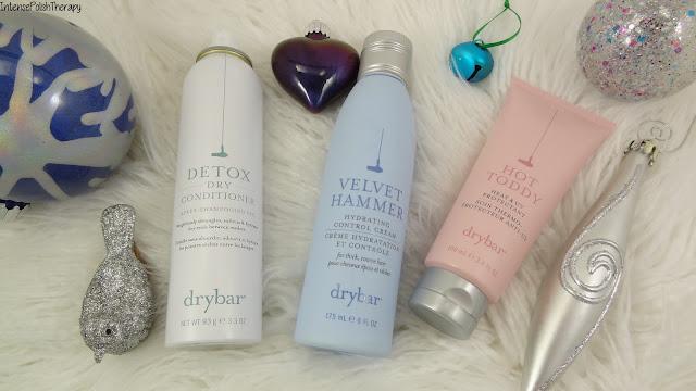 Dry Bar - Detox Dry Conditioner, Velvet Hammer & Hot Toddy