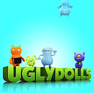 ... UGLY DOLLS Movie! As CinemaCon rages on in Las Vegas, varied news of  upcoming feature films has steadily seeped unto the www, to vary degrees of  ...