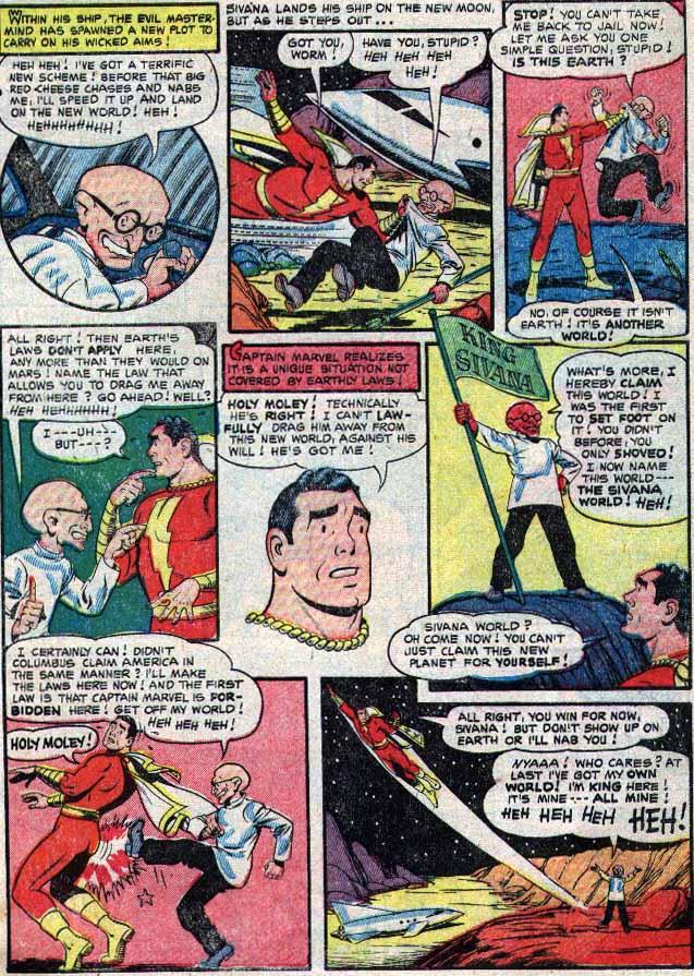 Read online WHIZ Comics comic -  Issue #154 - 5