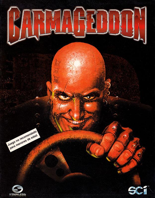 Carmageddon Caja 1