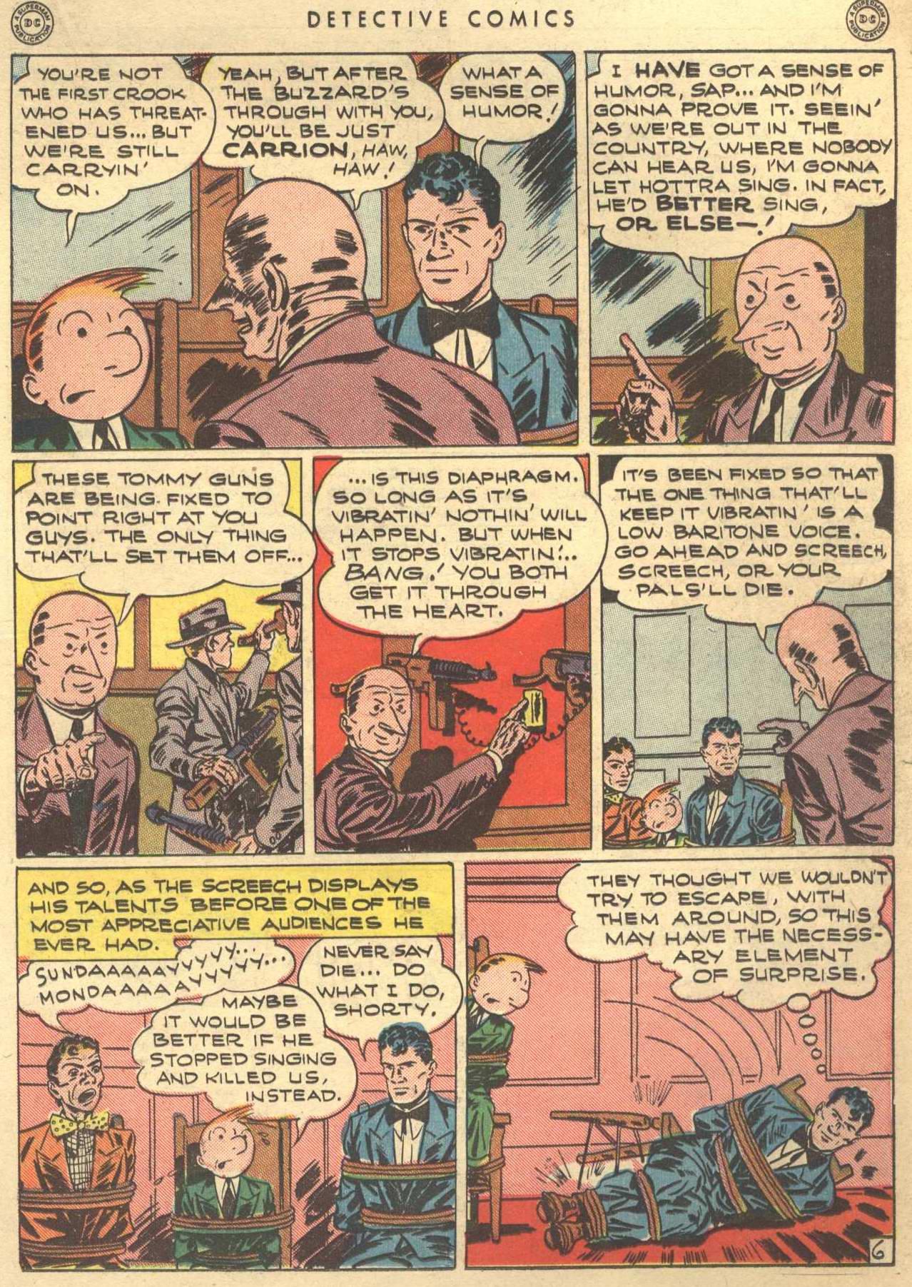 Read online Detective Comics (1937) comic -  Issue #104 - 29